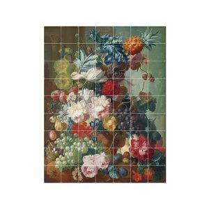 IXXI-FRUIT-AND-FLOWERS-IN-A-TERRACOTTA-VASE-JAN-VAN-OS