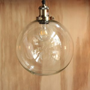 HOME-STOCK-hanglamp doorzichtig glas-BUBBLELIGHT