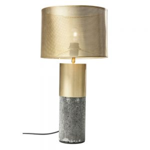 HOME-STOCK-HOMESTOCK-KARE-TABLE-LAMP-ART-MIAMI-GOLD-GOUDEN-LAMP-BETON-ONDERSTEL