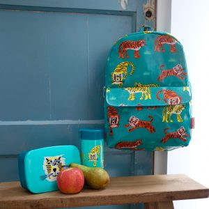 HOME-STOCK-LUNCH-BOX-TIJGER-BLAUW-KITSCH-KITCHEN