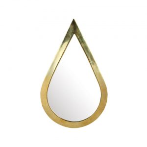 Mirror Spiegel Teardrop &klevering