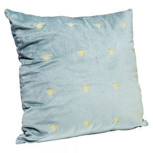 HOME-STOCK-KARE-Cushion bee green 45x45