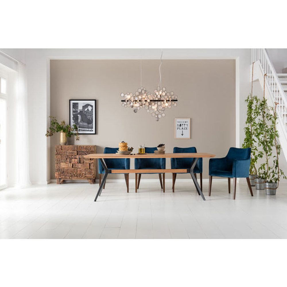 HOME-STOCK-KARE-Table downtown 220x100cm