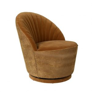 Fauteuil madison dutchbone velvet
