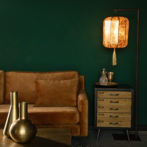 HOMESTOCK-SUONI-TABLE-LAMP-STALAMP-GOUD
