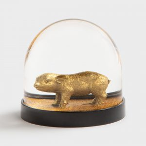 KLEVERING-WONDERBAL-PIG-GOLD-1031-66