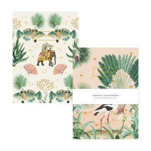 Notebook catch me & Jaipur set of 2